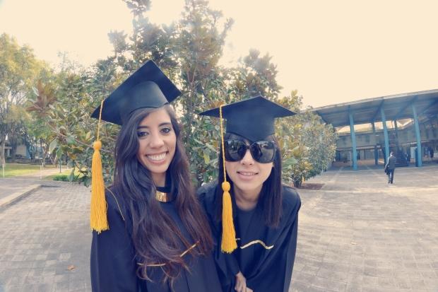 graduadas bonitas